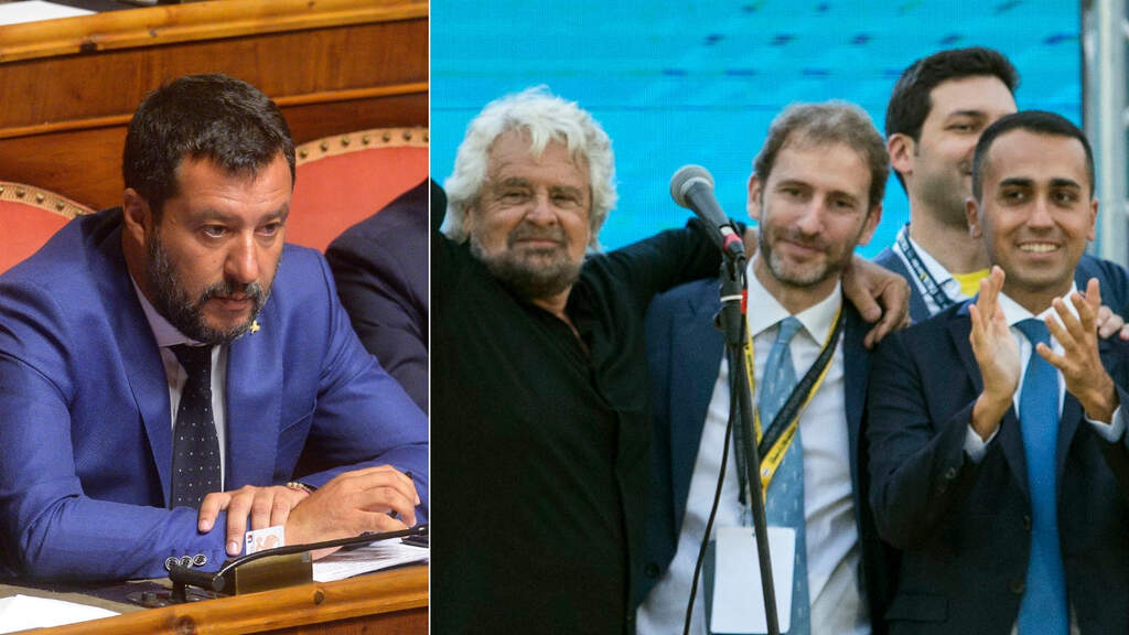 salvini movimento 5 stelle