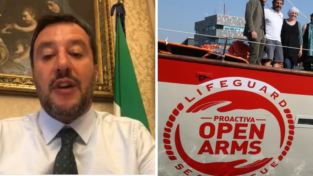 Open Arms, la Procura sequestra la nave e ordina lo sbarco