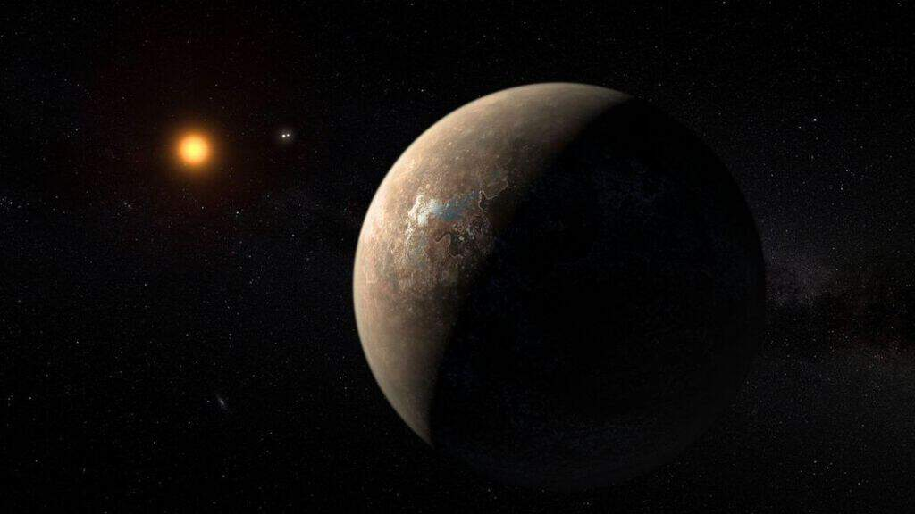 Un pianeta e la sua stella