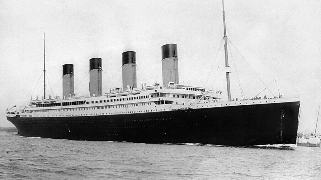 riproduzione titanic