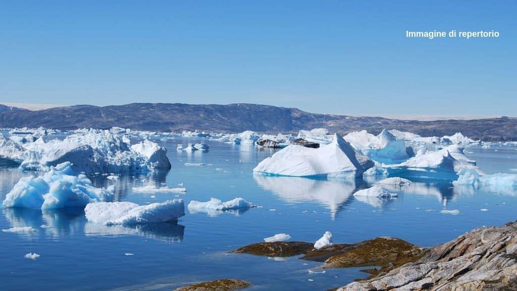 trump-comprare-groenlandia-scioglimento-ghiacciai