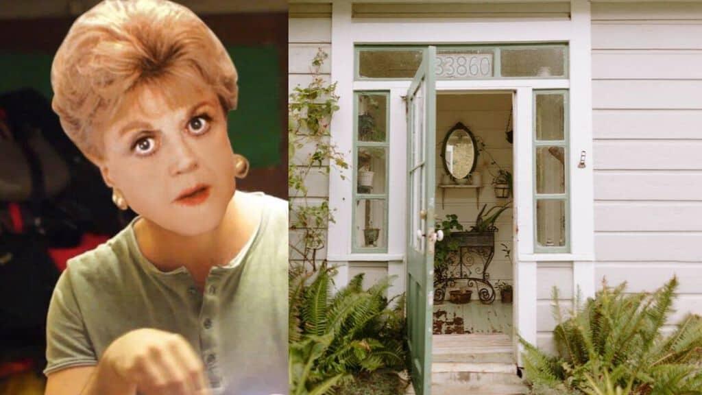 Jessica Fletcher e la sua casa nella serie tv