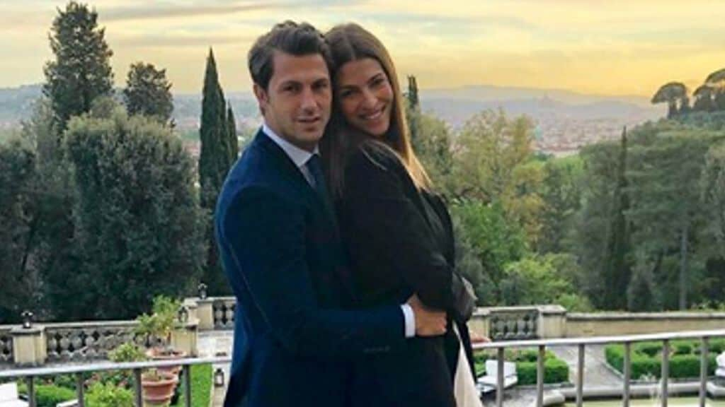 Cristina Chiabotto e il compagno Marco Roscio. Fonte: Cristina Chiabotto/Instagram