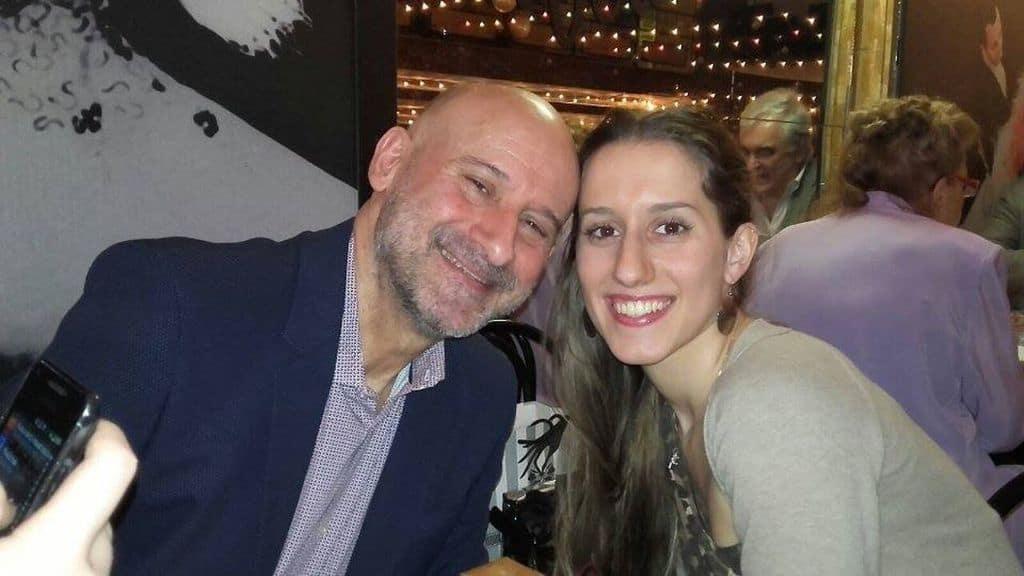 Enzo Romano e Silvia Romano