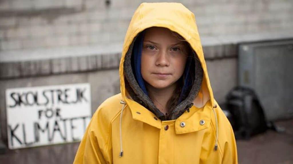 Greta Thunberg Instagram
