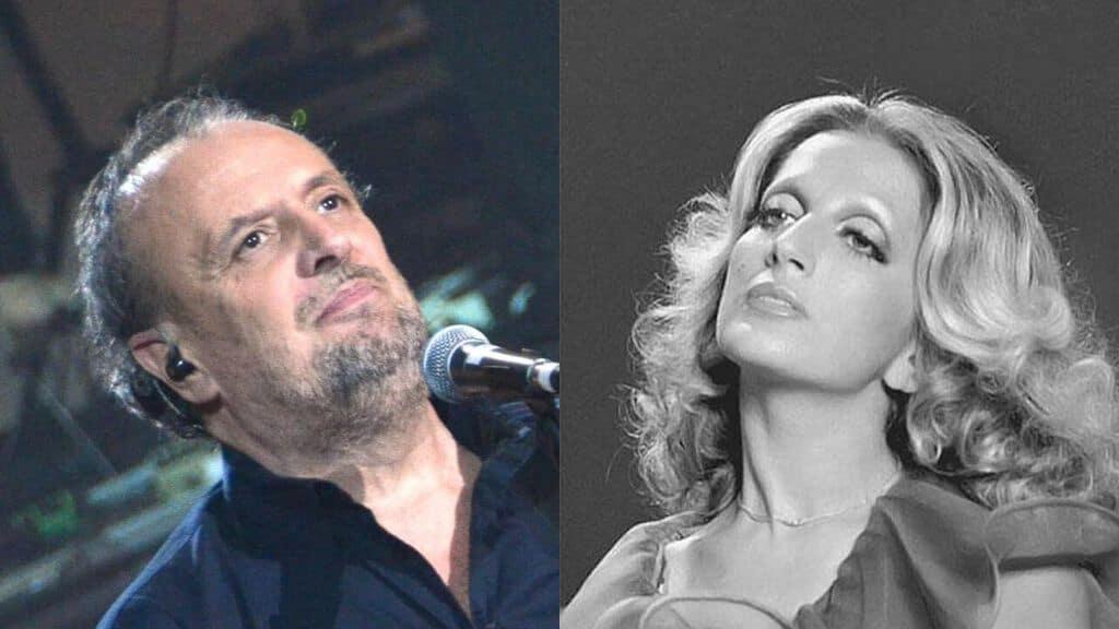 Ivano Fossati e Mina Mazzini