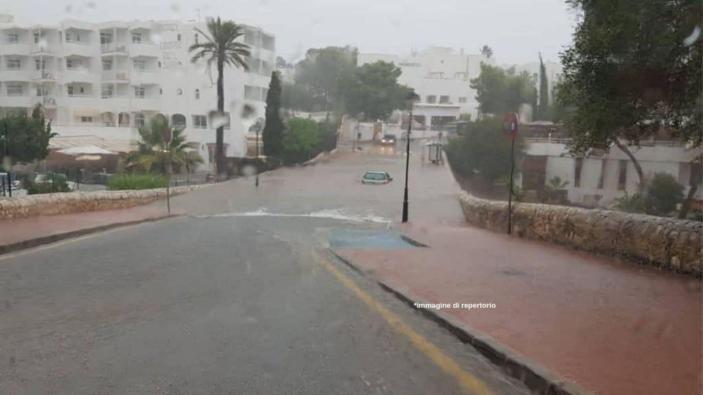 Allerta meteo: in arrivo temporali su tutta la regione