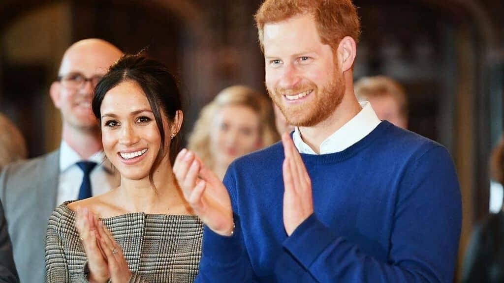 Meghan Markle e il Principe Harry. Fonte: Instagram
