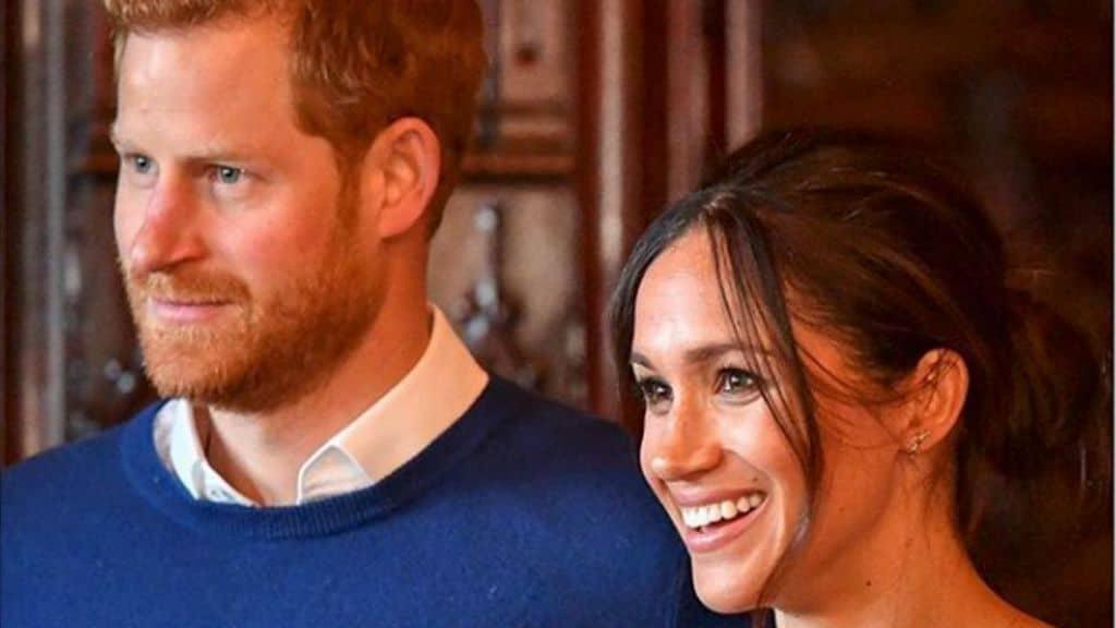 Il Principe Harry e Meghan Markle Instagram