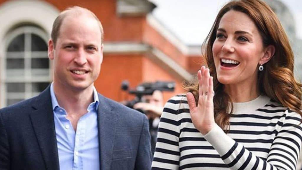 Il Principe William e Kate Middleton. Fonte: Instagram