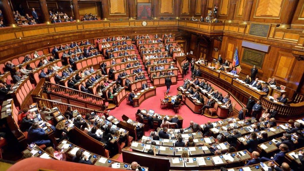 aula di senato
