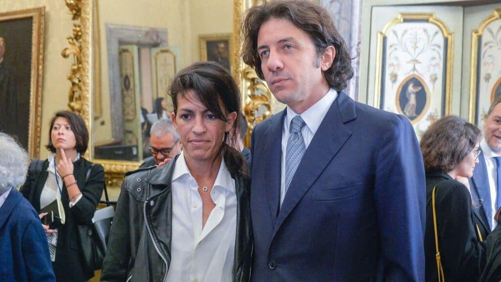 Marco Cappato e Valeria Imbrogno
