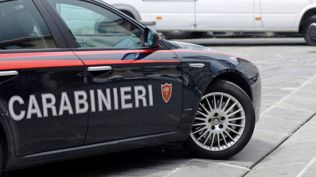 carabinieri anzio