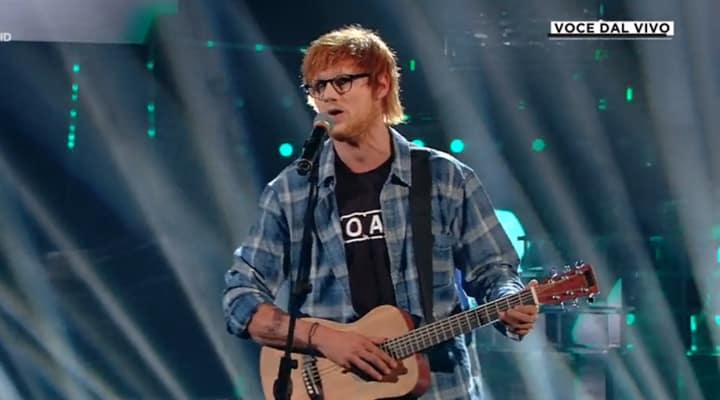 Francesco Monte Ed Sheeran