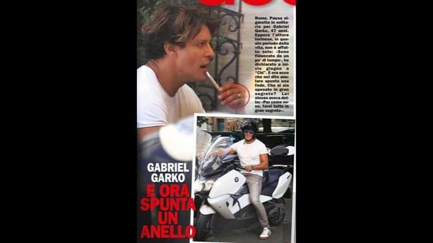 gabriel garko chi