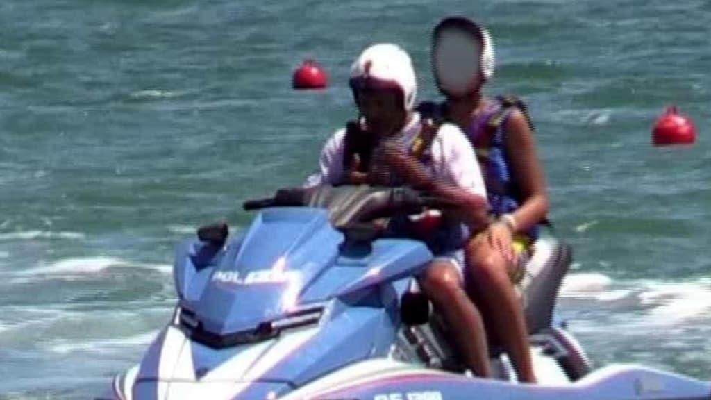Figlio di Salvini su moto d'acqua della polizia, indagati tre agenti