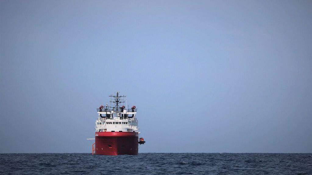 La nave ong ocean vikings