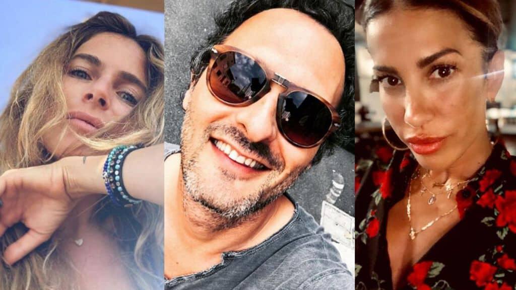 Risultati immagini per Eleonora Pedron e Fabio Troiano e anny centis
