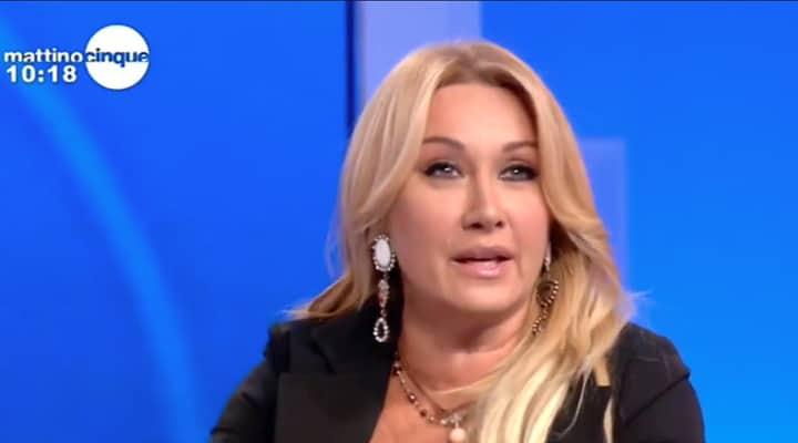 Simona Tagli Mattino Cinque