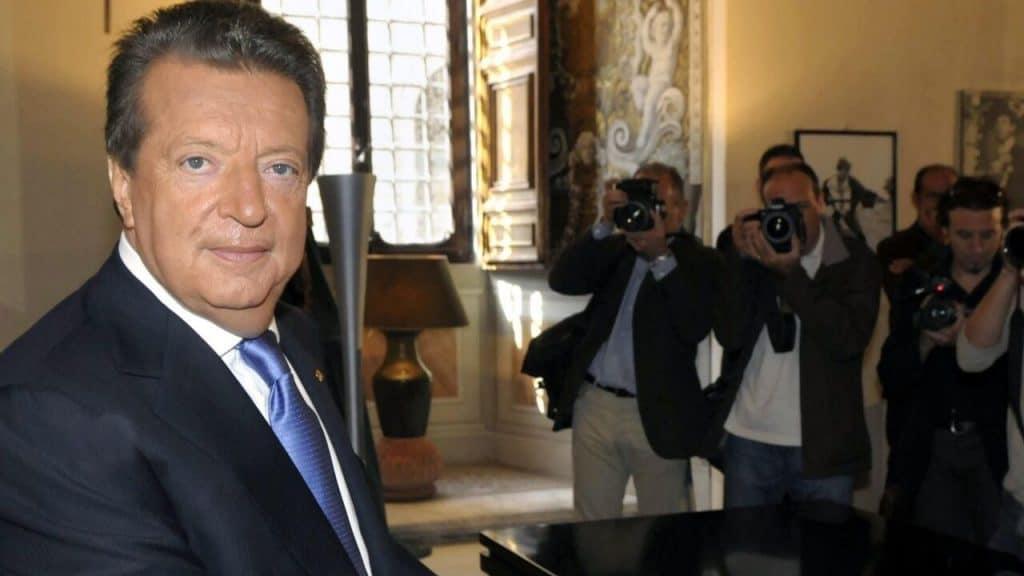 Roma: arrestato Vittorio Cecchi Gori, su di lui l'accusa di