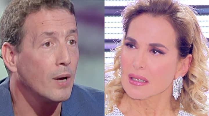 Alessandro Greco e Barbara d'Urso