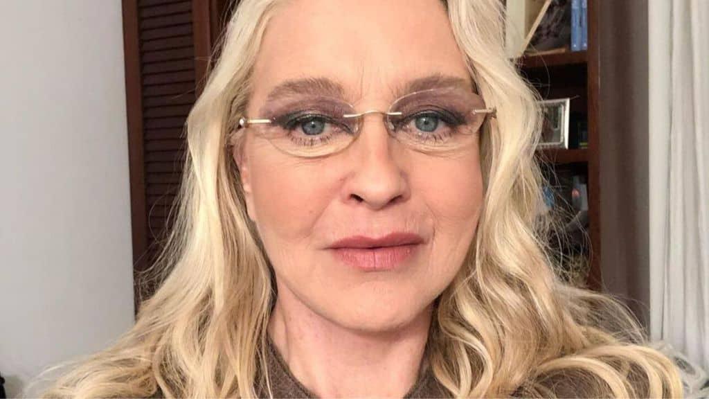 L'attrice Eleonora Giorgi