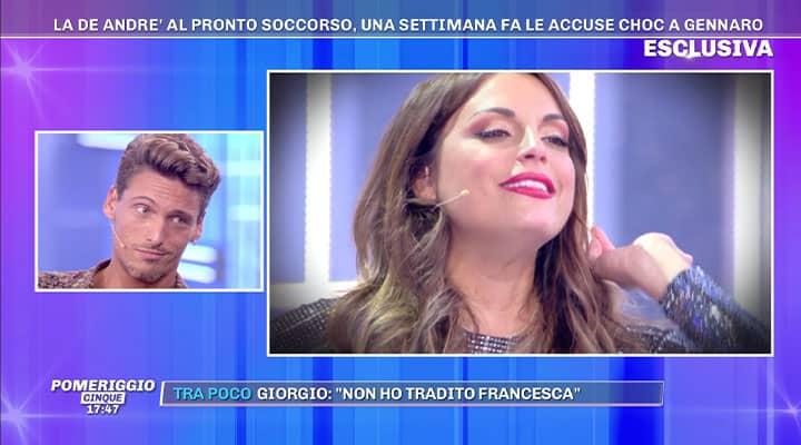 Gennaro Lillio e Francesca De André