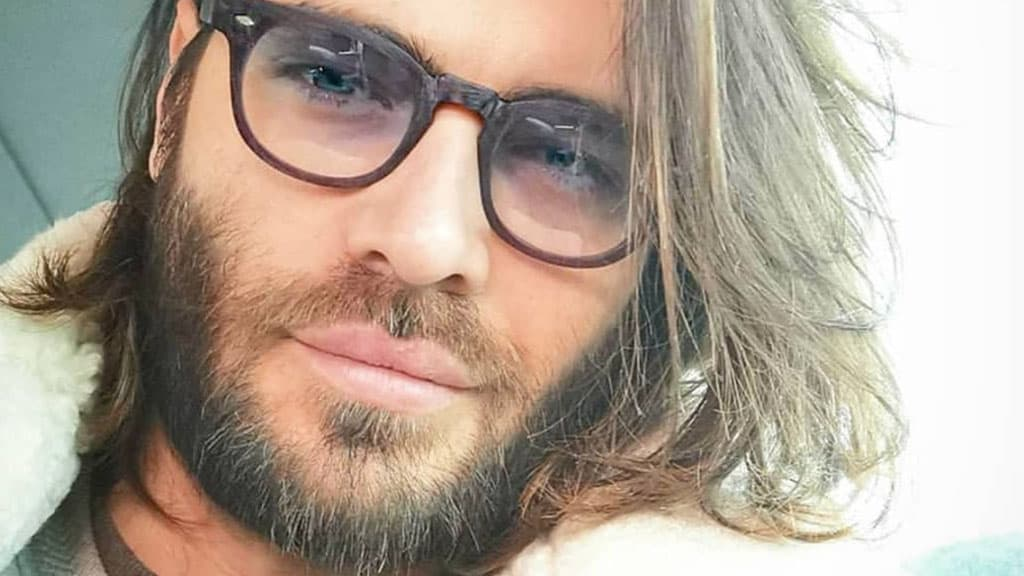 Giulio Berruti in lutto, morta la nonna: