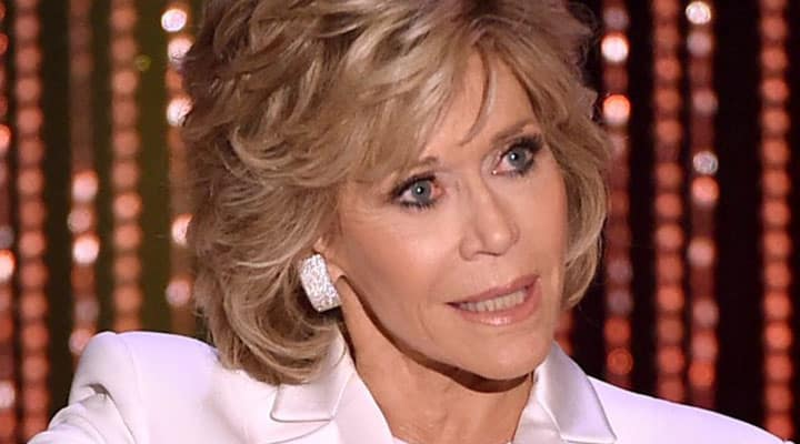 Jane Fonda arrestata a Washington durante protesta per il clima