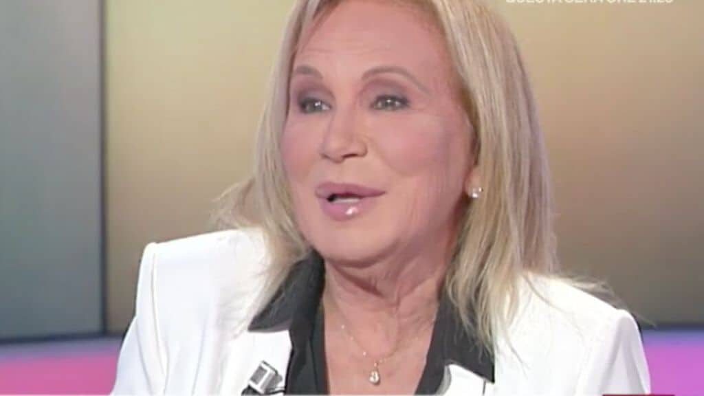 Lambertucci Rosanna ospite di Eleonora Daniele a Storie Italiane. Fonte: Rai Play