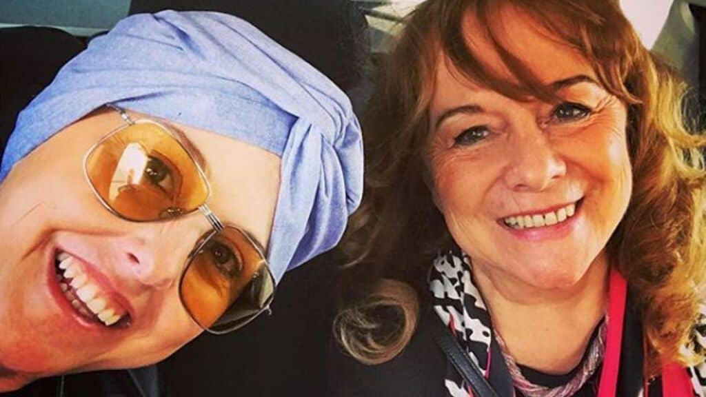 Nadia Toffa con la mamma Margherita. Fonte: Nadia Toffa/Instagram