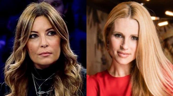 """Selvaggia Lucarelli affossa Michelle Hunziker: """"Da sola non ce la fa"""""""