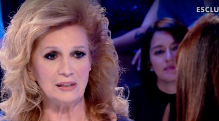 Iva Zanicchi intervistata a Verissimo