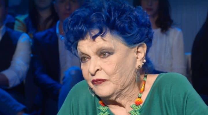 Lucia Bosè racconta dei tanti tradimenti dell'ex marito