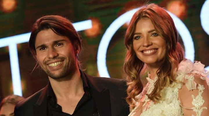 Luca Onestini e Ivana Mrazova si separano, ma non per amore