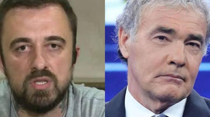 Rubio e Massimo Giletti