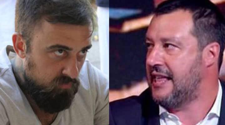 Rubio e Matteo Salvini