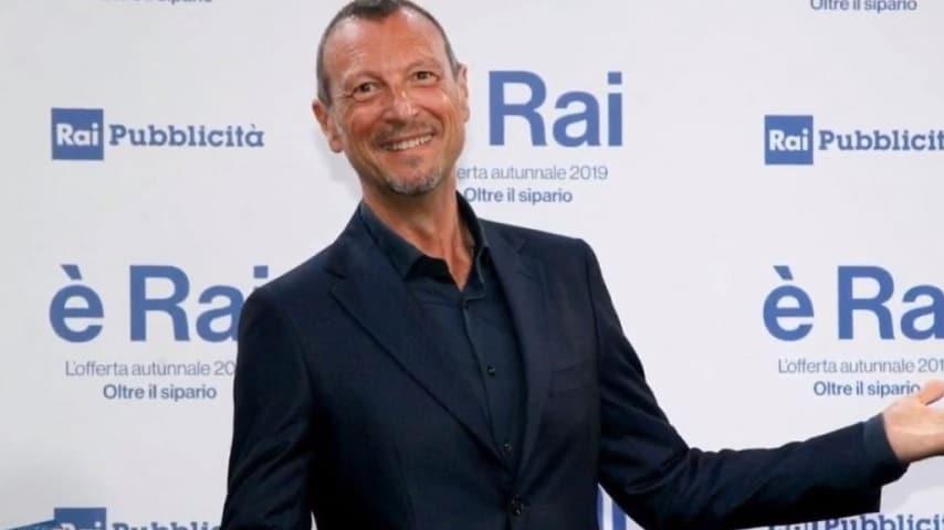 Amadeus cambia il regolamento di Sanremo 2020