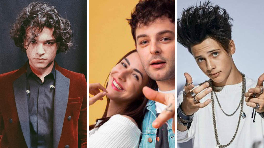 Sanremo Giovani 2019 cast