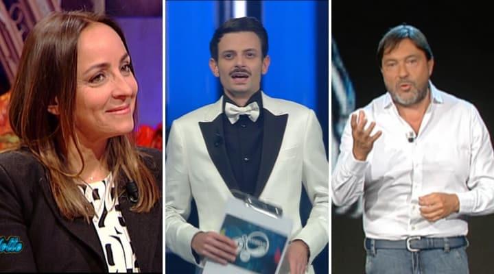 Camila Raznovich, Fabio Rovazzi e Sigfrido Ranucci