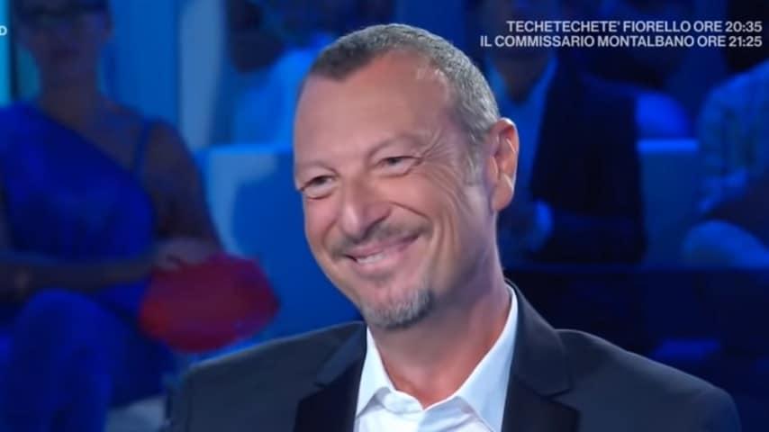 Amadeus regolamento di Sanremo 2020