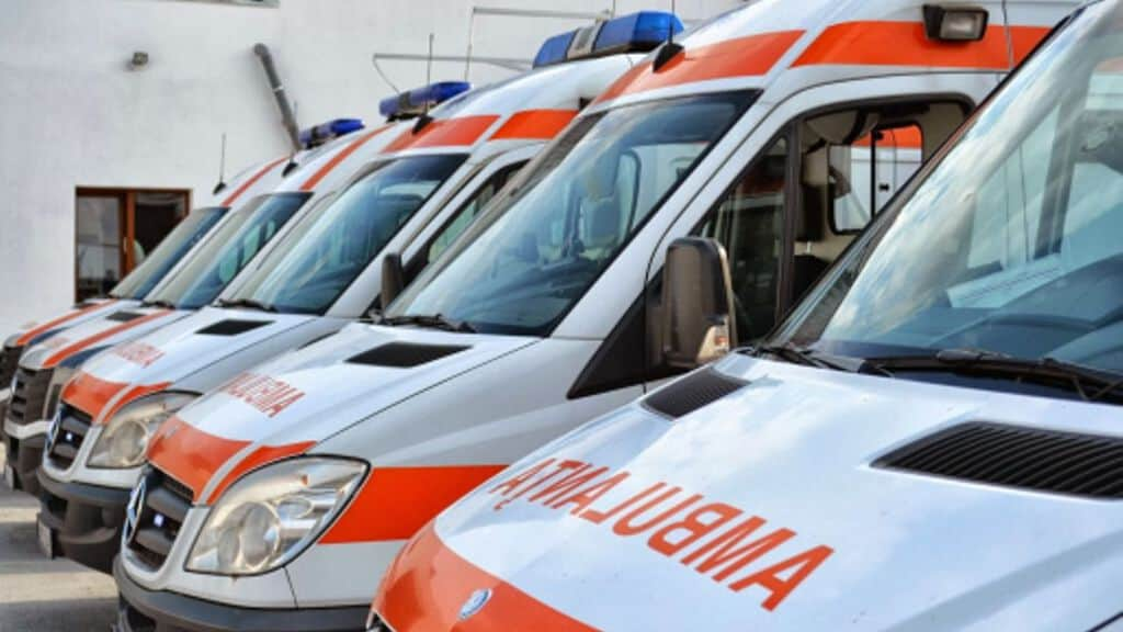musi di ambulanze