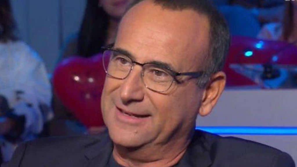 Carlo Conti ricorda Fabrizio Frizzi