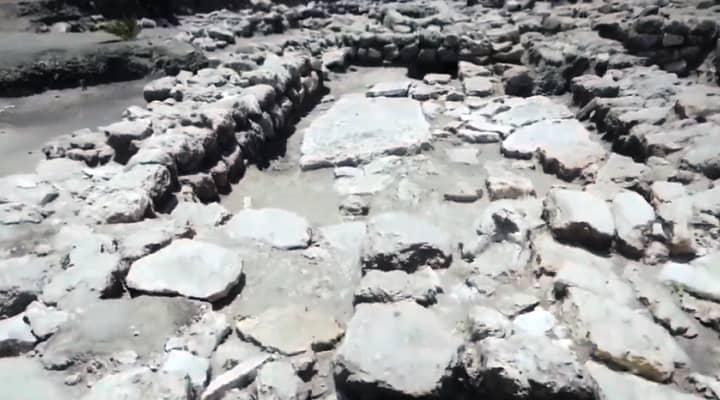 Gli scavi di En Esur