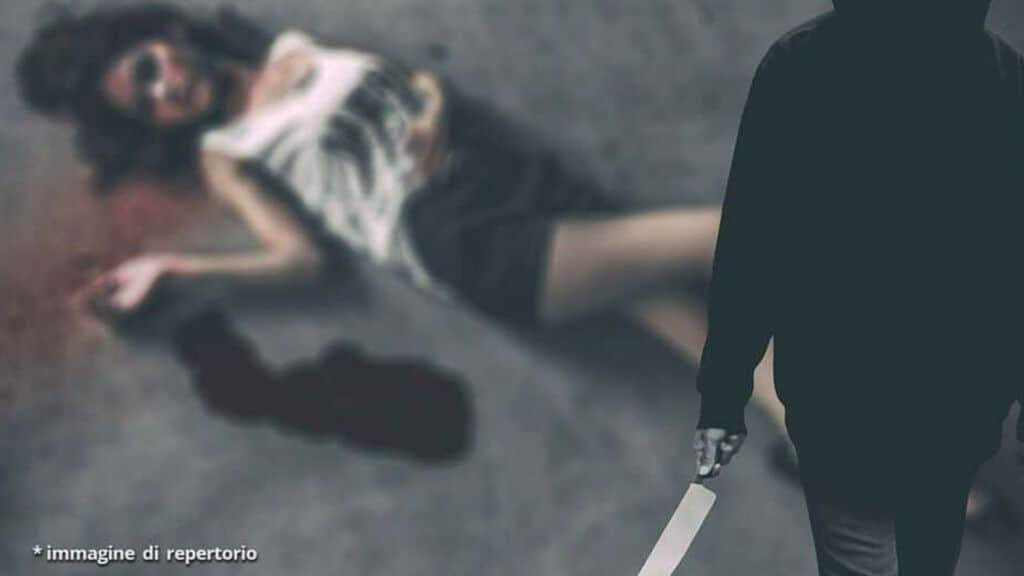 donna uccisa