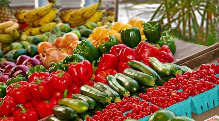 cibo, frutta, verdura