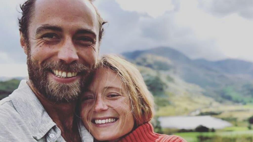 James Middleton e Alizee