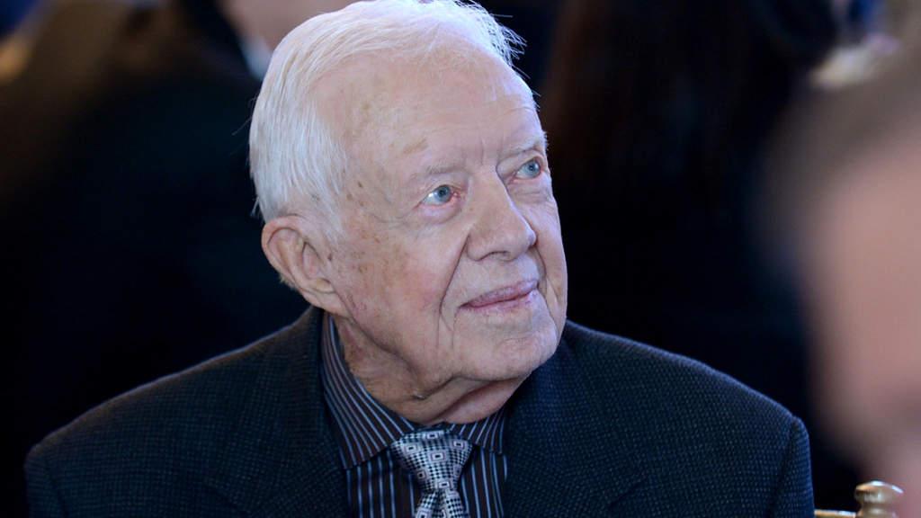 Ansia per Jimmy Carter: ricoverato il presidente americano più longevo della storia