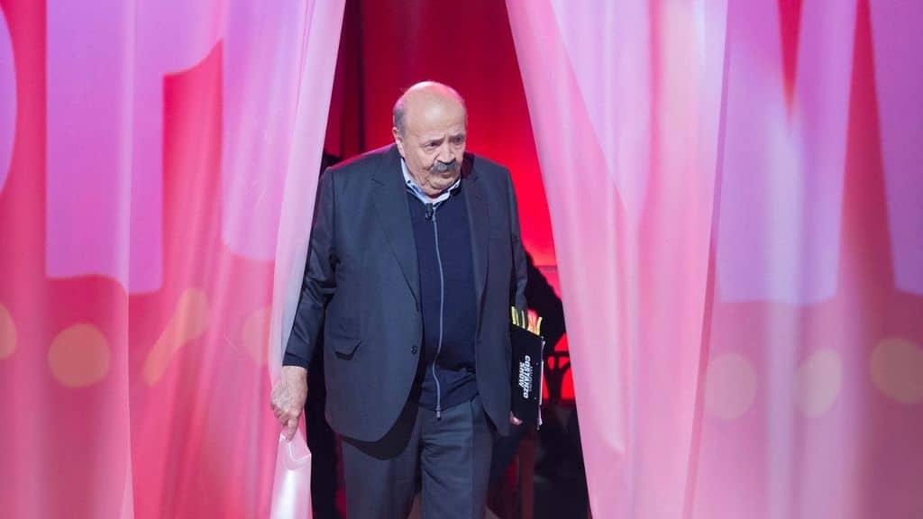 Maurizio Costanzo al Maurizio Costanzo Show