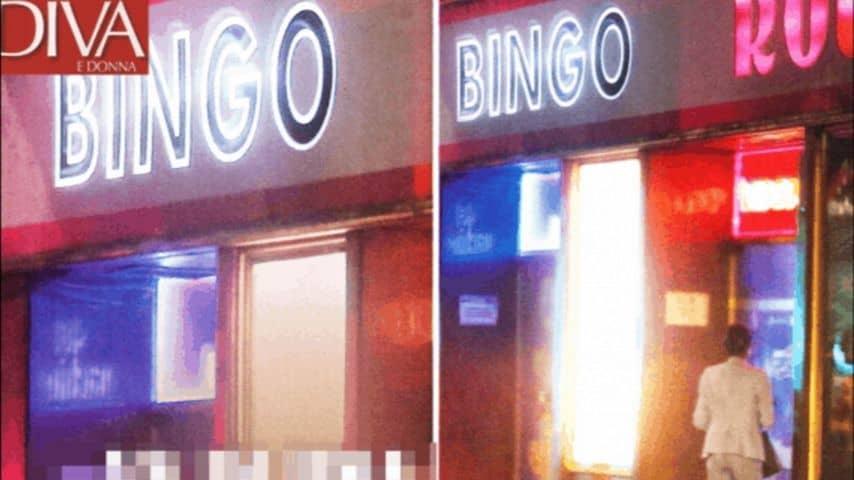 pamela prati al bingo foto Diva e Donna